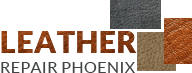 phoenix leather repair